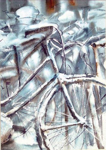 .~Nadia Tognazzo Watercolour~.