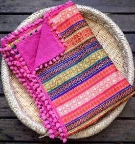 canga toalha - canga atoalhada - praia