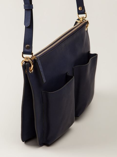 Marni Poacket Detailed Shoulder Bag - L'eclaireur - Farfetch.com