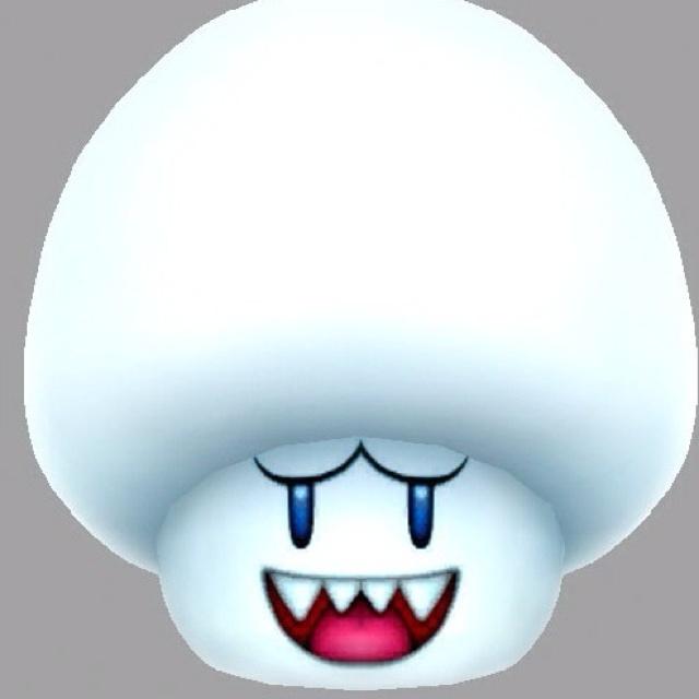 Mario Mushroom Cake Pops