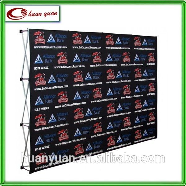 TV Media backdrop Sponsor board logo walljpg 600600