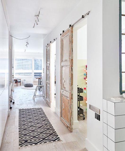 Las 25 mejores ideas sobre puertas correderas en - Puertas interiores correderas ...