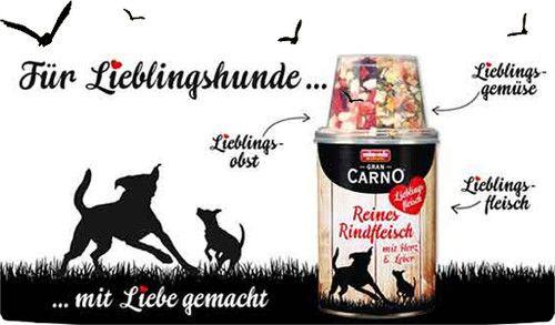 GranCarno® Lieblingsfleisch: die neue Art zu füttern - jetzt auf Stadthunde.com nachlesen
