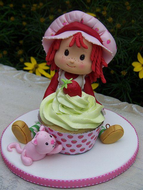 Strawberry Shortcake | Flickr - Photo Sharing! By Erin Salerno - love the Strawberry Shortcake