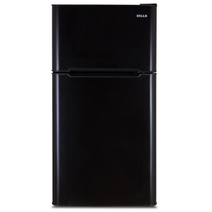New Compact 4.5 Cu Ft Fridge Mini Dorm Office Refrigerator Small Freezer Cooler   Home & Garden, Major Appliances, Refrigerators & Freezers   eBay!