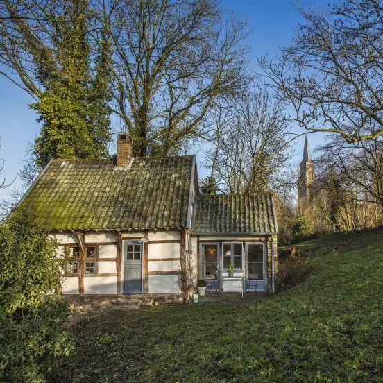 Hans en Grietje huisje in Zuid-Limburg, op loopafstand van leuke kroegjes (waaronder Nederlands enige berghut)