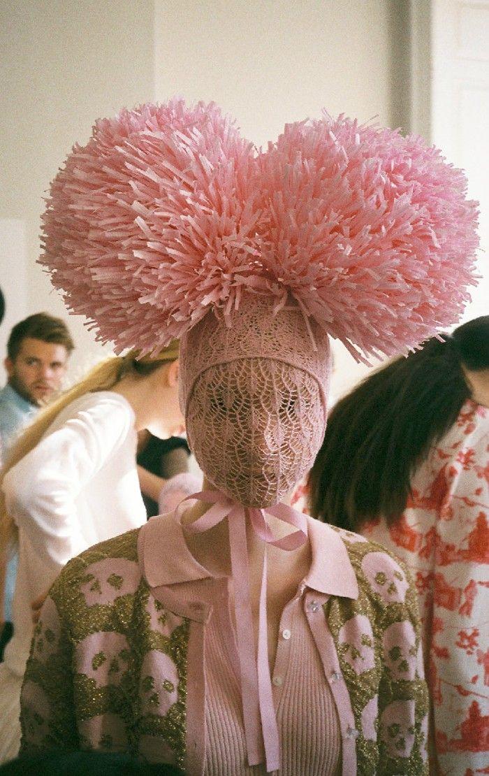 Roze balletjes