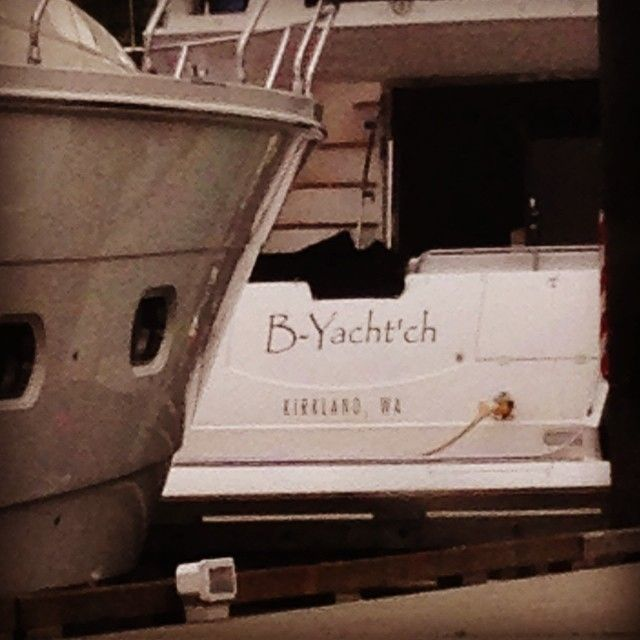 23 Boat Names SO Puntastic You Won't Believe They Actually Exist