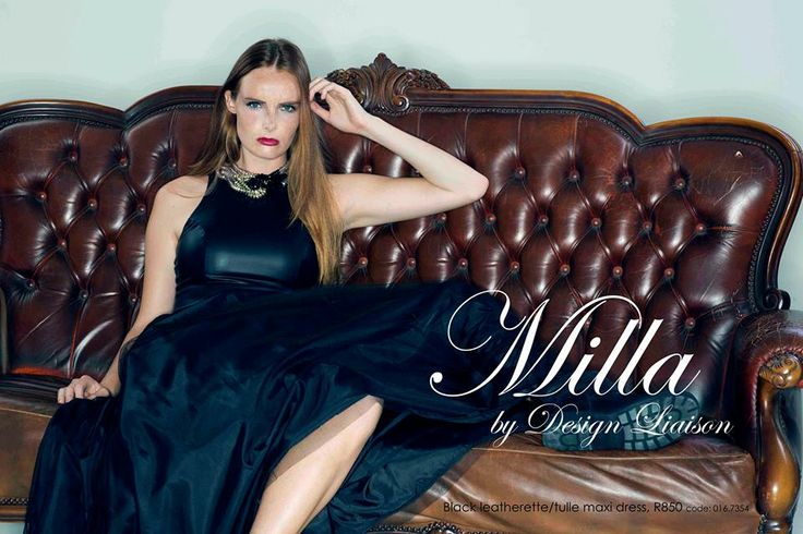 Dress by MILLA, R850 at YDE. https://www.facebook.com/photo.php?fbid=710705855618175&set=a.710707918951302.1073741836.272223432799755&type=1&theater