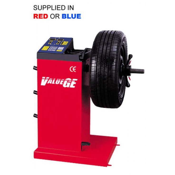 Tyre Equipment Direct - Entry Level Wheel Balancer