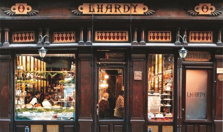 L'Hardy - AD España, © D.R.