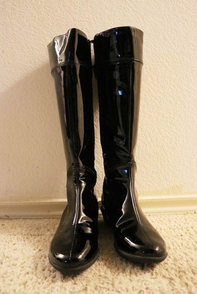 Damens's Cole Haan Stiefel waterproof air schwarz Stiefel Haan Größe 9  fashion 7f42f3