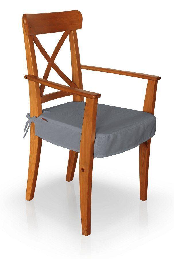 Sitzkissen Geeignet Fur Das Ikea Modell Ingolf Armlehnstuhl Slade Grey Ingolf Cotton Panama Jetzt Bestellen Unter Https Mo Stuhle Sitzkissen Armlehnstuhl