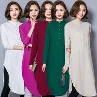Abaya ropa islámica para las mujeres de moda rojo negro blanco de manga larga…