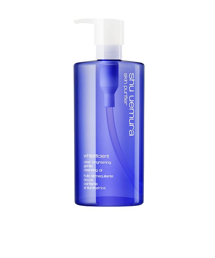 whitefficient clear brightening gentle cleansing oil