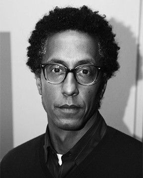 Love Andre Royo. Best known as Bubbles from The Wire. From 110 Stories website.