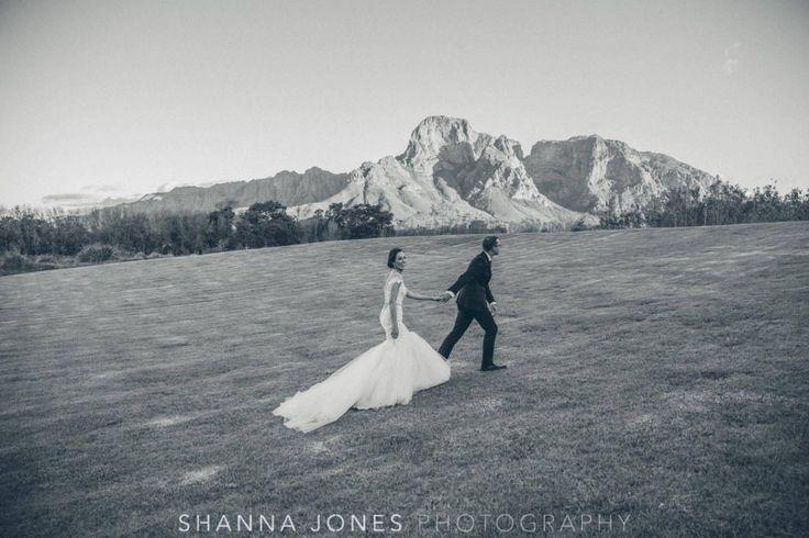 Marelize & Helgard winelands wedding - the aleit group  Winelands wedding. Wedding photos. Shanna photography. Wedding dress. Franschhoek. Kobus Dippenaar. South Africa.