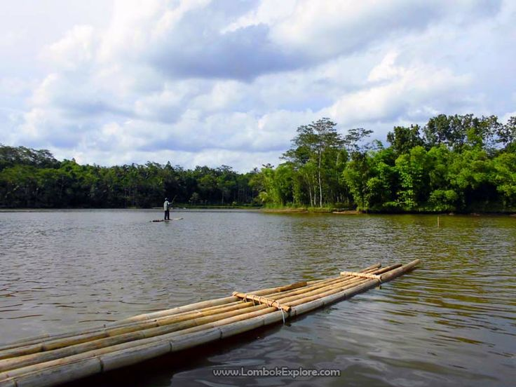 Mbung Dao, a small lake in East Lombok, Indonesia. For more information, please visit www.LombokExplore.com.