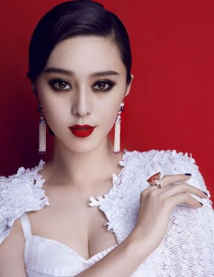 The top 5 Chinese celebrities of 2015, according to Forbes Fan Bingbing