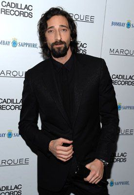 Adrien Brody at event of Cadillac Records
