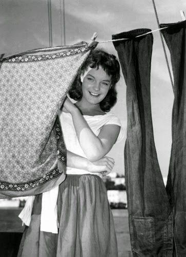 Vintage Glamour Girls: Romy Schneider
