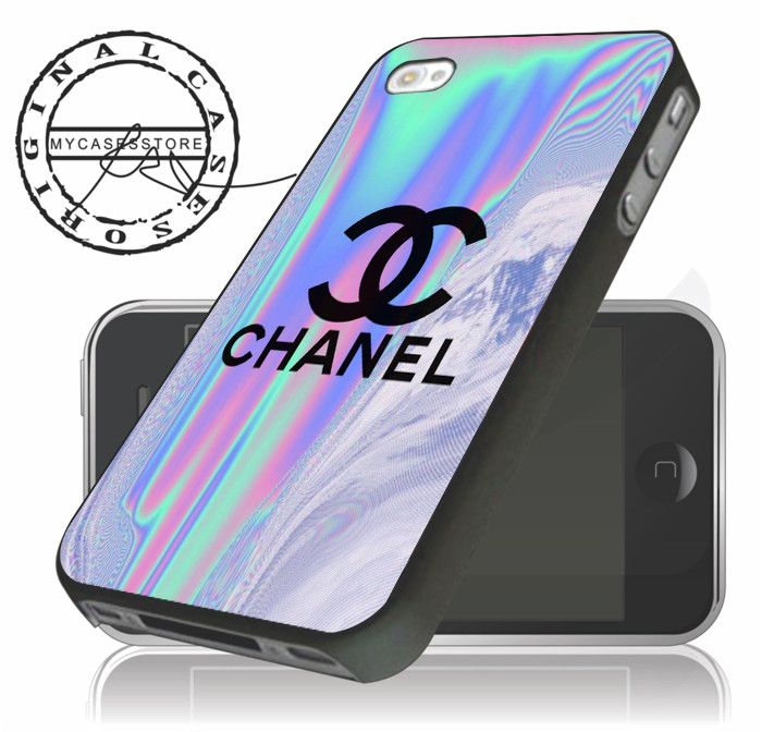 Chanel holographic iPhone Case,Chanel iPhone 4s Case,Chanel iPhone 5 Case,Chanel iPhone 5s Case,Chanel iPhone 6 Case – mycasesstore