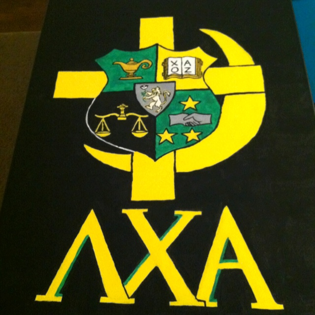 Lambda Chi Alpha. My big brother better get excited!!!!