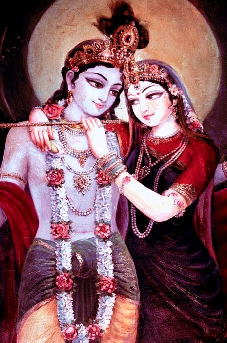 Shri RadhaKrishna, the Greatest Expression of Love. They are not two separate entities, rather, They are One. Radha Rani is no different than Shri Krishna; She is in fact Shri Krishna Himself. In His...