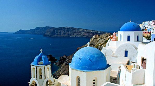 We're dreaming of Greece on this #TravelTuesday! (via Greek Island Getaways: Getaways: Travel Channel)