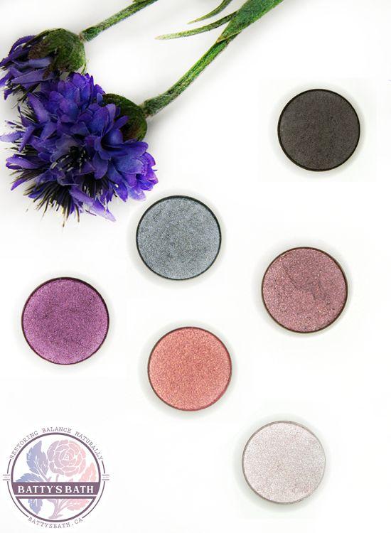 Eyeshadow Refill Shades - Batty's Bath - Restoring Balance ...