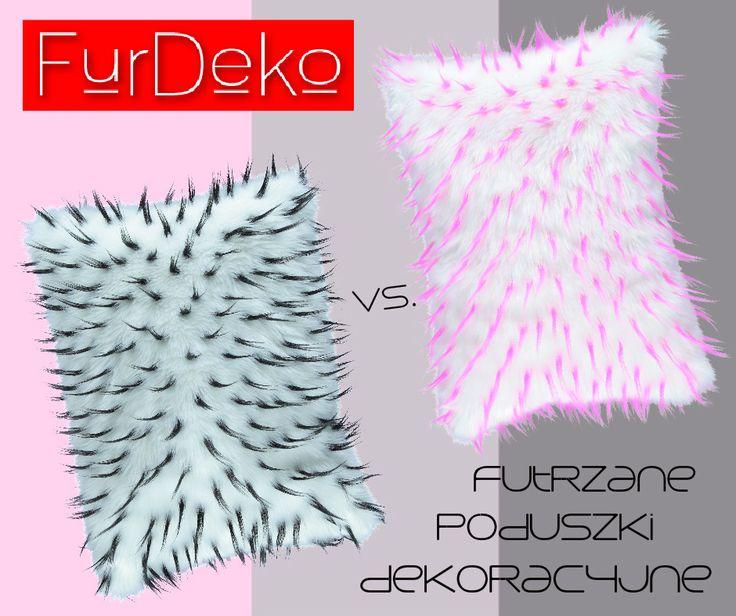 Która ładniejsza?  --> http://bit.ly/1GQTQ9C www.FurDeko.pl