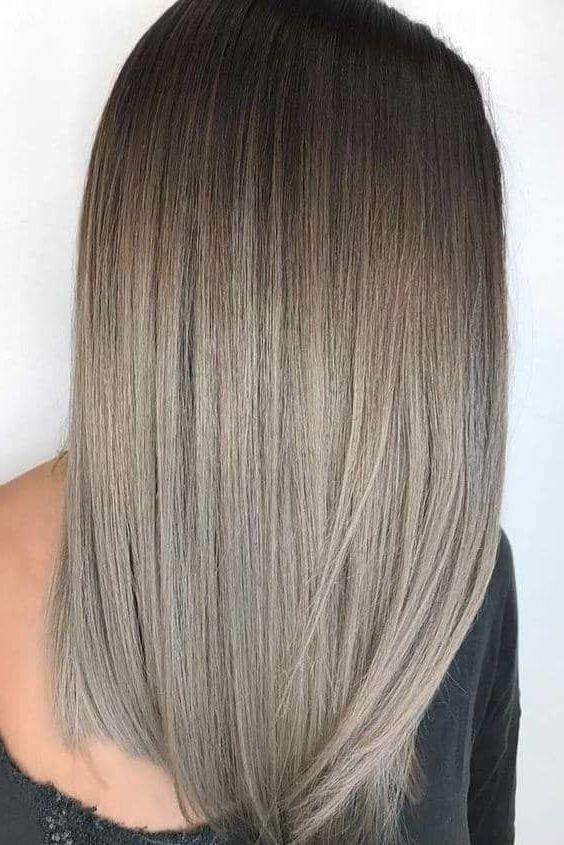 Hair Color Ideas 2019 Ash 50 Ash Blonde Hair Color Ideas 2019   hair styles   Cool blonde