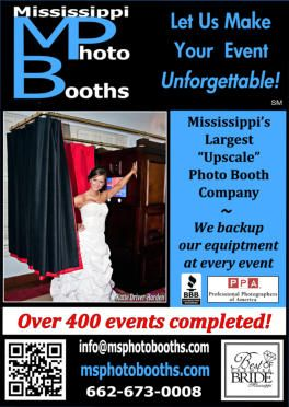 Mississippi Photo Booth Rental. Mississippi PhotoBooths provides vintage photo booths for rent at your wedding, prom, reunion or corporate e...