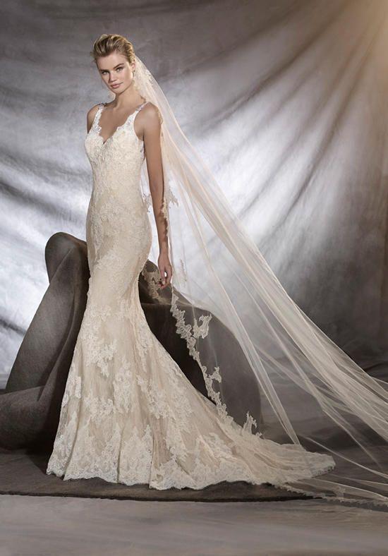 PRONOVIAS OSERA Wedding Dress - The Knot