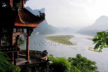Download - Li river, China — Stock Image #1868689