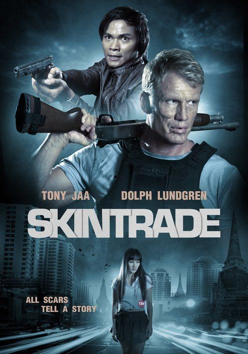 Tony Jaa and Dolph Lungren Team Up to Kick Ass in SKIN TRADE Trailer Tony Jaa and Dolph Lungren play two detectiveswhoteam up to take down avillainousgangster named ViktorDragovic(Ron Perlman) in an action thriller called Skin Trade. Today we have wickedly cooltrailer for the film. Itlooks like a pretty awesome... http://makemyfriday.com/2015/03/14/tony-jaa-and-dolph-lungren-team-up-to-kick-ass-in-skin-trade-trailer/ #Makemyf