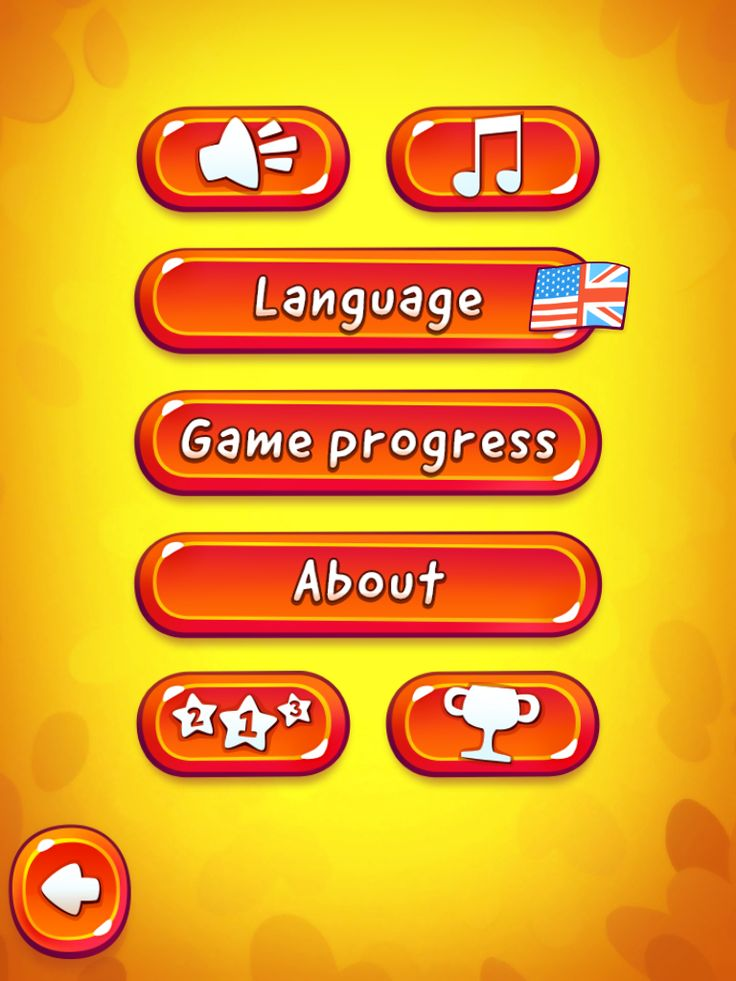 CUT the ROPE 2 | Settings Menu | UI, HUD, User Interface, Game Art, GUI, iOS, Apps, Games, Grahic Desgin, Puzzle Game, Brain Games, Zeptolab | www.girlvsgui.com