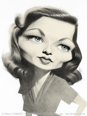 10 Awesome Portraits | Celebrity Caricatures | Pinterest ...