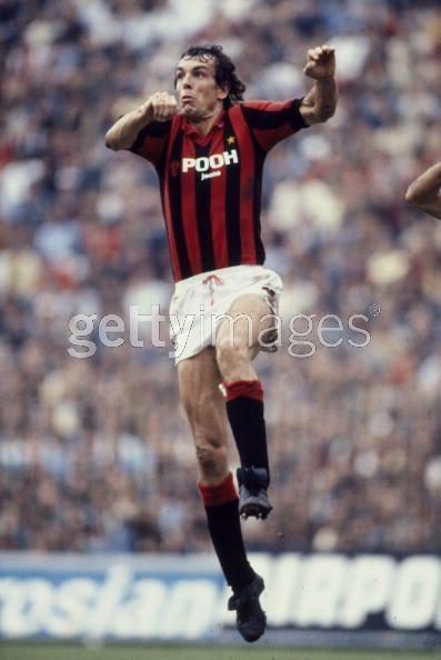 Joe Jordan, AC Milan.