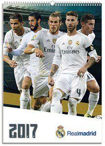 Real Madrid Official 2017 Calendar