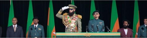 The Dictator le dernier Sacha Baron Cohen