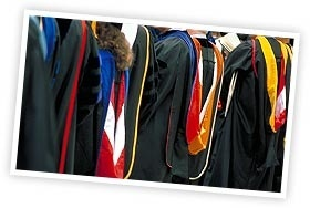 Graduation Regalia on sale at Graduation Shop.
