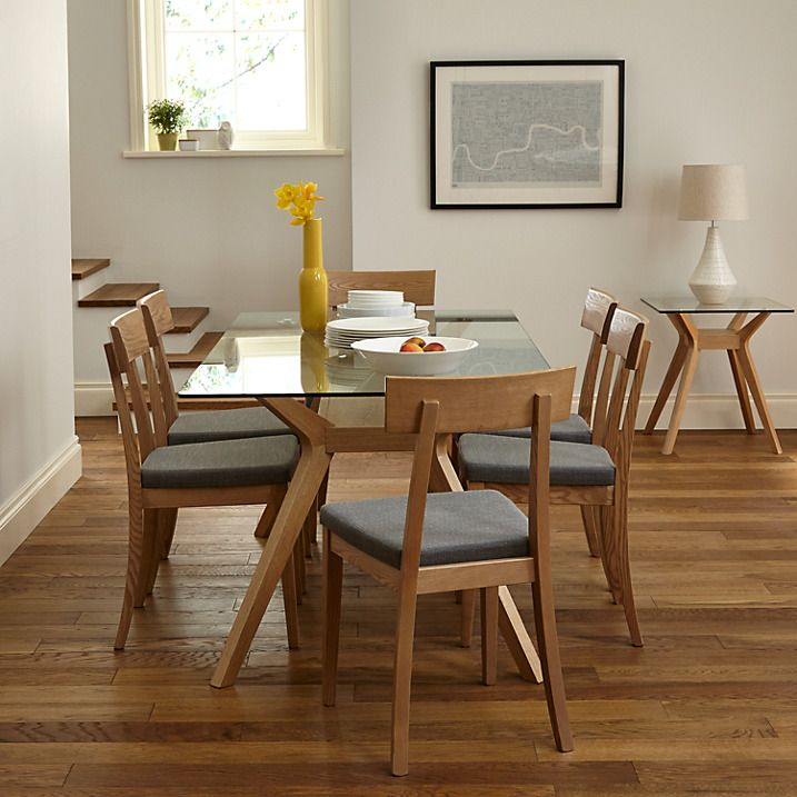 Buy John Lewis Akemi Dining Funiture Range From Our Room Furniture Ranges At