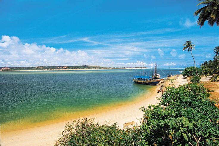 Mar em tons de azul e de verde, paisagens (quase) intocadas e piscinas naturais no trecho que vai de Barra de São Miguel e Maceió até Maragogi