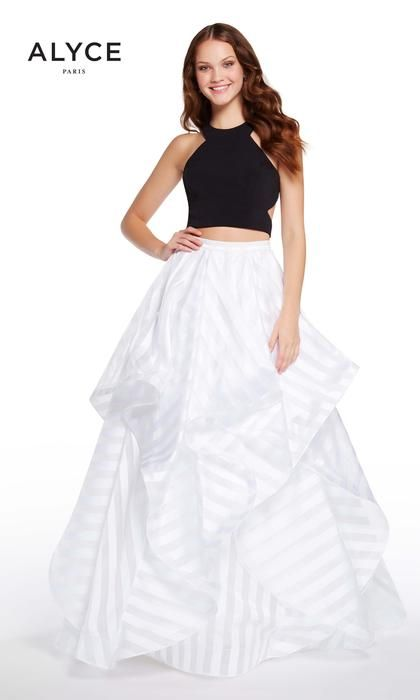 41 best Two Piece Formals images on Pinterest | Prom ...