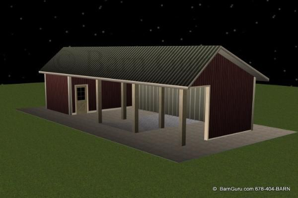 1000 images about horse shed row ideas on pinterest for 2 stall horse barn kits