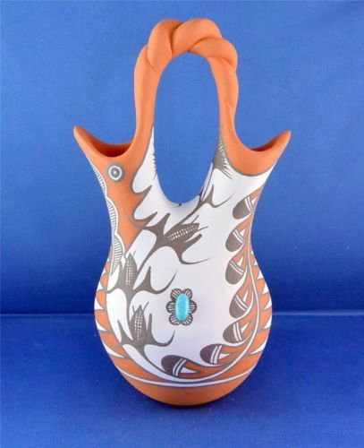 128 Best Native American Wedding Vases Images On Pinterest Wedding Vases American Wedding And