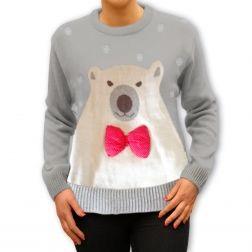 Gustowny #sweterek #świąteczny, fajny pomysł na #prezent. Do kupienia na http://swetryswiateczne.pl/pl/