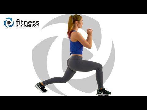 beginner full body no equipment workout plan to tighten