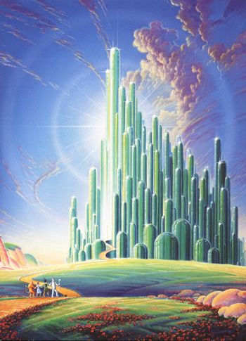 Wizard Of Oz - Welcome to the Emerald City!